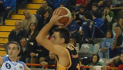 Galarreta no rindió en la medida de lo esperado (www.basketg.com)