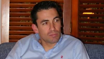 Gonzalo García de Vitoria demostró su conocimiento de la liga (Foto: Pablo Romero)
