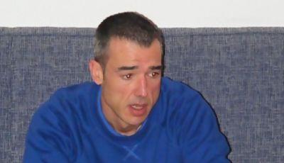Paco Olmos, técnico del ViveMenorca (Foto: Pablo Romero)