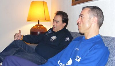 Aranzana explica su llegada a Cáceres (Foto: Pablo Romero)