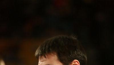 Fernando San Emeterio, MVP del partido contra Bizkaia Bilbao Basket