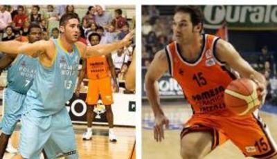 Pedro Fernández y Víctor Luengo regresan a las canchas con Baloncesto Calatayud