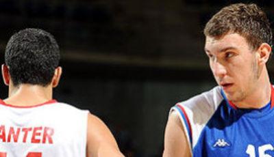 Musli y Kanter, de rivales a compañeros (Foto: FIBA Europe)