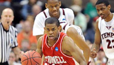 Cornell derrota a Temple (Bill Frakes/SI)
