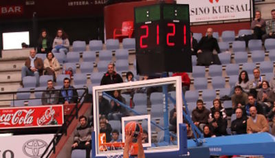 Detrick disputó unos muy buenos primeros minutos de partido (Foto: ACB Photo/L.García)
