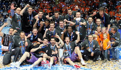Power Electronics Valencia ¡campeón de la Eurocup!