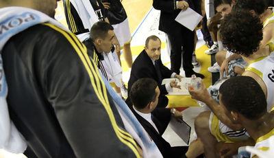 El Real Madrid forzó el tercero/ACB PHOTO/B. Pérez<br>