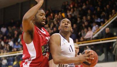 Lamont Hamilton, pivot de Paris Levallois (Foto: parislevallois.com)