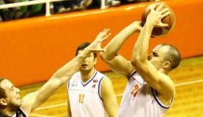 James Baron con el Mersin turco (Foto: basketbolgunlugu.com)