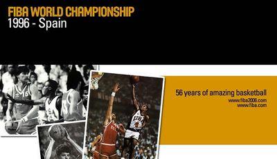 Imágenes del Mundobasket 1986 (Wallpaper FIBA)