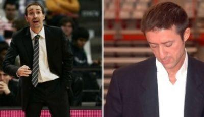 Josep Mª Raventós y Sito Alonso han sido los principales candidatos al banco de Lleida