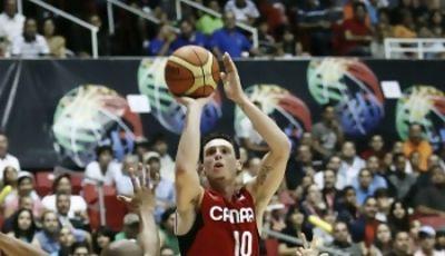 Andy Rautins, el jugador a seguir en Canadá (Foto: FIBA)