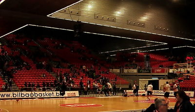 Bizkaia Arena, un hallazgo para el baloncesto