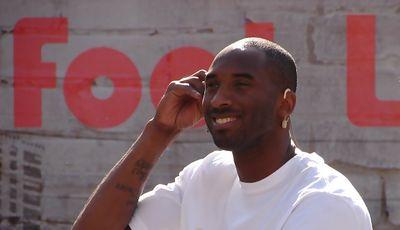 La eterna sonrisa de Kobe Bryant (Foto: Fernando Gordo)