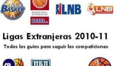 Logo Ligas Extranjeras