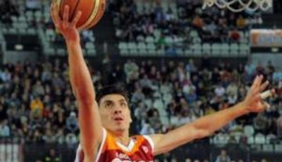 Dedovic ya brilla en Roma (Foto: virtusroma.it)