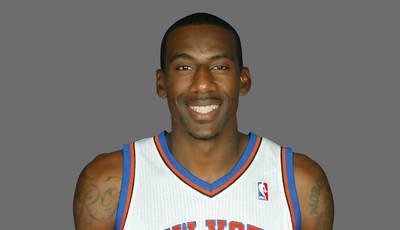 Amar'e Stoudemire, con el uniforme de los Knicks (www.nba.com).