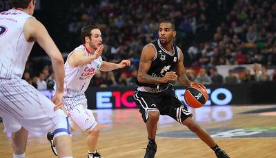 El duelo Jackson-Huertas fue espectacular (ACB Photo/A.Arrizabalaga)