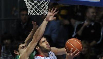 Fernando San Emeterio, el MVP de la Jornada (ACB Photo/Lino González)