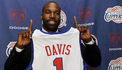 Baron Davis puede estar fuera de los Clippers.