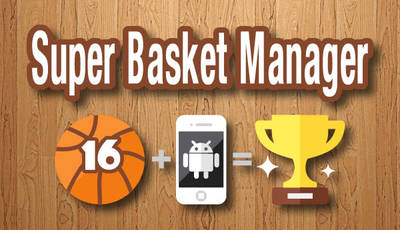 Super Basket Manager 16