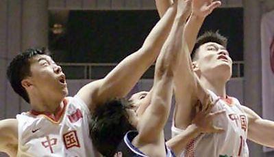 Yao Ming y Wang Zhizhi, ¿juntos de nuevo? (Foto: Yaomingmania.com)