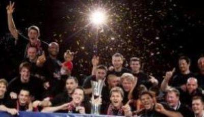 Brose Basket Bamberg, campeón de Copa Beko BBL TOP4 2011 (Foto: Beko-bbl.de)