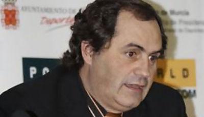 Alfred Julbe, técnico del Cai Zaragoza (Foto: CB Murcia)