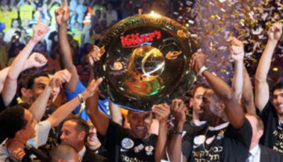 Maccabi de Tel-Aviv, campeón de liga (Foto: Maccabi)