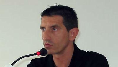 Edu Torres durante las charlas