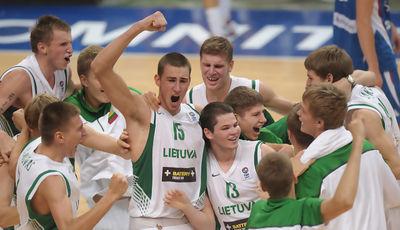 Lituania, con Jonas Valanciunas, máxima favorita para el mundial Sub19