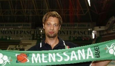 David Andersen, il ritorno (Foto: menssanabasket.it)