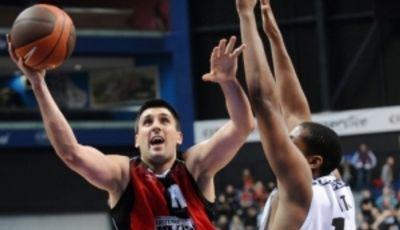 Milko Bjelica, nuevo jugador baskonista (Foto Basketnews.lt)