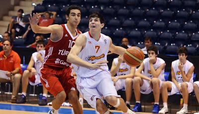 España llega a las semifinales plena de moral tras un magnífico partido (Foto FIBAEurope)