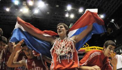 Mario Hezonja y su Croacia, oro puro en el Europeo Cadete (Foto FIBAEurope)