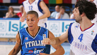 Daniel Hackett ha sabido consolidarse como base titular de Italia (Foto FIBAEurope)