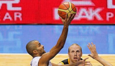 Parker, imparable (Foto: FIBA Europe/Castoria/Metlas)