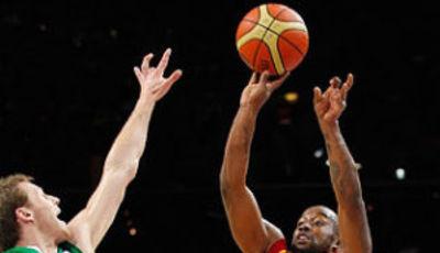 McCalebb, la gran estrella que acabó con el anfitrión (Foto: FIBA Europe/Elio Castoria)