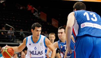 Zisis fue uno de los jugadores destacados