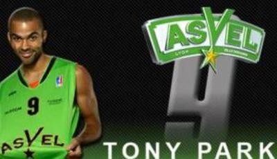 Tony Parker, nuevo jugador del ASVEL (Foto: asvelbasket.com)