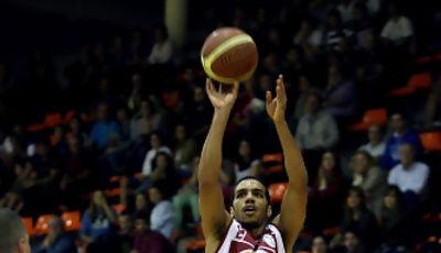 Alfredo Ott, MVP de la Jornada (Foto: Iñigo Arizmendi)