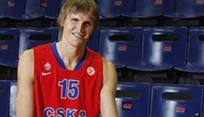 Kirilenko armado y preparado