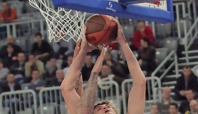 Kirilenko otra vez dominante (CSKAbasket.com)