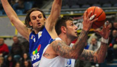Kasun formó un gran encuentro contra Helios Domzale (Foto: KK Zagreb)