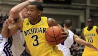 Trey Burke, uno de los mejores novatos en la NCAA (Foto: mgoblue.com).