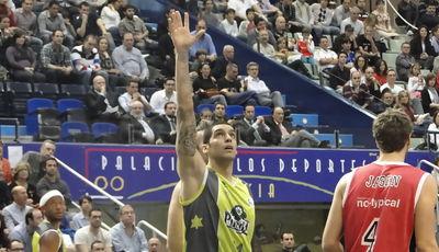 Nacho Martín mantuvo a su equipo (Foto: Javier Barquero)