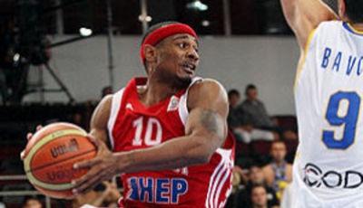 Dontaye Draper con su selección (Foto: FIBA Europe)