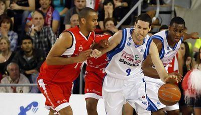 Sergi Vidal fue el MVP del partido (ACBPHOTO / J.ALBERCH)