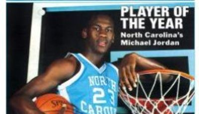 Michael Jordan, historia viva de la NCAA (www.sportingnews.com).