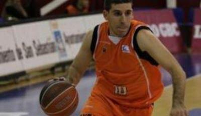 Quino Colom, con 27 de valoración, el mejor del partido. (ACB Photo/ F.Martínez)